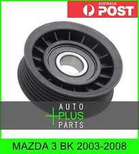 Fits MAZDA 3 BK 2003-2008 - Idler Tensioner Drive Belt Bearing Pulley
