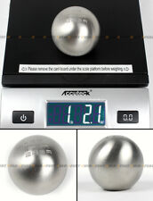 M10 X 1.5 STAINLESS STEEL HEAVY WEIGHTED ROUND 6 SPEED SHIFT KNOB BALL FOR HONDA