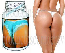 BOTTOM BUSTER pills bigger butt lift gluteos thighs Enlargement Enhancement