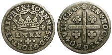 PORTUGAL. 80 REIS. JOAO V. (1706-1750)