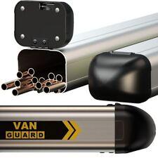 Van Pipe Tube 3m - Van Roof Rack Pipe Carrier/Holder TWIN OPENING-ALUMIUNIUM