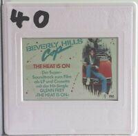 Kino # Film-Werbe-Dia # 50mm x 50mm # E. Murphy # Beverly Hills Cop [Soundtrack]