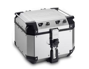 Givi TREKKER OUTBACK top box 42L topbox TOP CASE new aluminium OBKN42A
