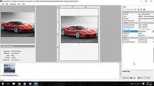 AcroRIP v8.2.6 New Version DTG Epson Printer Sc-P600 400 1500w 1800 Software