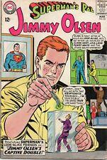 SUPERMAN'S PAL JIMMY OLSEN VOL 1 # 83 / V.GOOD / DC 1965.