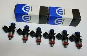 New OEM ORIGINAL MOPAR FUEL Injectors WRANGLER Challenger 3.6L 6 PCS 5184085AC