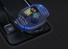 Wireless MP3 Player Bluetooth Hand Free Car kit + Quick Charger