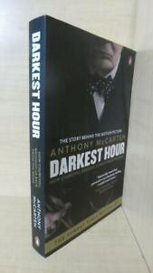 ANTHONY MCCARTEN - BOOK - DARKEST HOUR - THE STORY BEHIND