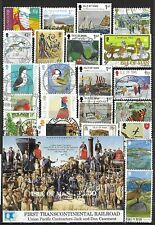 Isle of Man Used Selection Including Souvenir Sheet $120.65 SCV