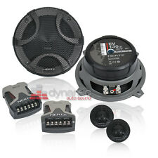 "HERTZ ESK 130.5 5 -1/4"" Energy 2-Way Car Audio Component Speakers System USED"