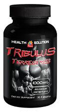 Tribulus Terrestris Extract 1000mg - Premium Quality Testosterone - 1Bot 90Ct