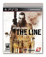 Spec Ops: The Line PS3 PlayStation 3 Game