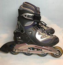 Salomon Speedster Rollerblades Women's Size 8 Inline Skates