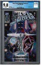 SILVER SURFER: DANGEROUS ARTIFACTS #1 CGC 9.8 (6/96) Marvel Comics