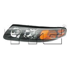For Pontiac Bonneville SE SLE 04-05 Driver Left Headlight Assembly TYC 205876901