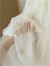 Dotted Soft Thermal-Bonded Bridal Veils For Female Embroidered Wedding Veil Wear