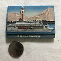 Hong Kong Travel Souvenir Refrigerator Magnet #37304