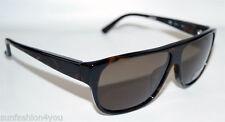 Gafas de sol de hombre ovalada de plástico