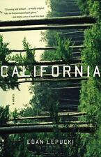CD Audio Book California by Edan Lepucki  Unabridged NEW 2014