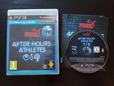 Puma dopo ore atleti-condizione molto buona-PlayStation 3-MOVE RICHIESTO