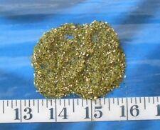 ~ Natural Volcanic Olivine Green Glass Sand ~ Shellcraft ~ Sailor's Valentines ~