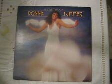 "Donna Summer ""A Love Trilogy"" Dt. Press. Atlantic Vinyl LP"