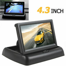 "4.3"" Car Rear View Monitor Screen for Truck Van Reversing Backup Parking Camera"