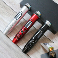 "AK009 Pen Shaped Mobile Phone Cigar Lighter 0.96"" Bluetooth Dialer Magic Voice"