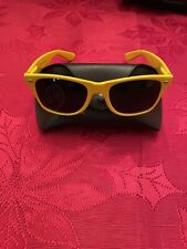 Vintage, Yellow Ray-Ban Sunglasses, With Case