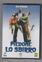 PIEDONE LO SBIRRO DVD edit. Medusa B.SPENCER NUOVO HOBBY & WORK