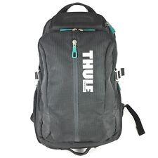 "Thule Sweden Black Laptop Backpack 18.5"" x 11"" x 8"""