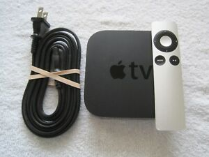Apple TV (3rd Generation)   A1469   Internet/Media Streamer   Remote   AC Cable