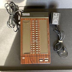 KX-T1225D  Panasonic EASA-PHONE Automatic Dialer Vintage