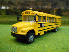 SIKU PETERBUILT AMERICAN SCHOOL BUS 1/55 3731 BRAND NEW