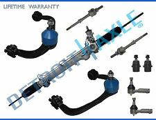 Complete 9pc Power Steering Rack and Pinion Suspension Kit for F-150 - 2WD ONLY