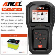 OBD2 Fault Code Reader Engine Battery Diagnostic Scanner Tool ANCEL AD510 Elite