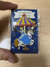 Pin Carrousel Cendrillon Cenicienta Disneyland Paris Dlp LE 700
