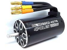 CY-600004-63 Motore Classic Rocket 1/8 4076 6D 1550KV brushless Sensorless (alb