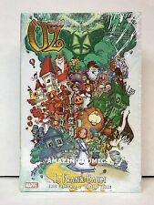 Marvel WIZARD OF OZ OMNIBUS Hardcover HC - YOUNG Cover - NEW - MSRP $125
