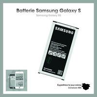 Batterie Neuve pour Samsung Galaxy S5 GT-i9600 et  SM-G900F 2800mAh  EB-BG900BBC