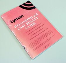 LYMAN SPECIAL-T SPAR-T PRESS RELOADING OWNERS USER MANUAL INSTRUCTIONS OPERATORS