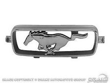 1966 Ford Mustang GT Grille Corral w/ Horse - GT ONLY- SCOTT DRAKE HIGH QUALITY
