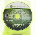 FALLOUT 3 Xbox 360 Disc only Tested FREE SHIPPING