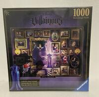 NEW Ravensburger: Villainous Evil Queen FACTORY SEALED 1000 Puzzle Disney