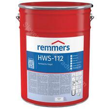 5 l Remmers HWS-112 Hartwachs-Siegel Holzlack (18,70€/l) Möbellack Treppe Boden