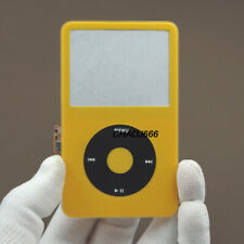 Yellow Faceplate Housing Cover Case Clickwheel Button for iPod 5th Video 30GB