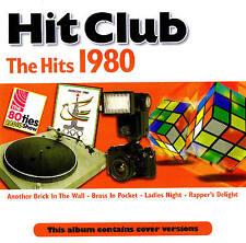 "HIT CLUB ""The Hits 1980"" CD 18 Tracks NEU & OVP Promo Sound"