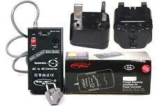 500 Watt Automatic Voltage Converter + UK British Adapter 110v 220v 110 220 Volt