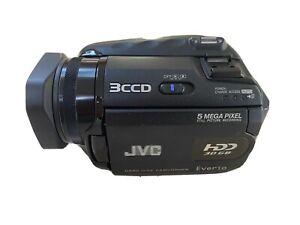 JVC Evario Camcorder GZ-MG505E/EK