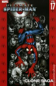 Ultimate Spider-Man TPB 1st Edition #17-1ST FN 2007 Stock Image